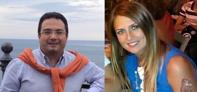 Giuseppe Macrì e Maria Concetta Marrella