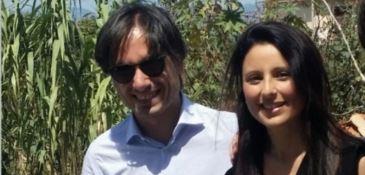 Giuseppe Falcomatà e Angela Marcianò