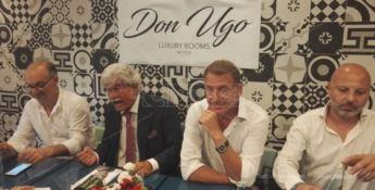 Giuseppe Rodolico, Antonio Razzi, Maurizio Talarico e Domenico De Lorenzo