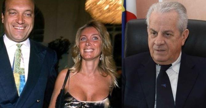 I coniugi Matacena e l'ex ministro Scajola