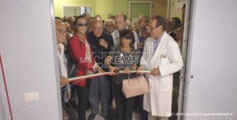Crotone, inaugurate tre sale parto e riaperto il reparto di cardiologia