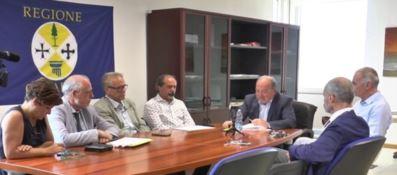Sanità, il delegato Pacenza attacca il commissario Scura - VIDEO