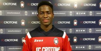 CALCIOMERCATO   Augustus Kargbo ha firmato con il Crotone
