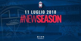 Fc Crotone, al via domani la preparazione della nuova stagione