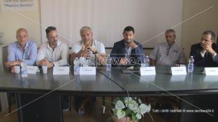 Cosenza, Four Flags di pallanuoto con la nazionale italiana - VIDEO