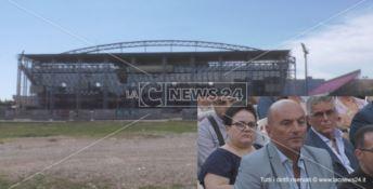 Stadio di Crotone, nessuna proroga: «Le strutture amovibili saranno smontate» - VIDEO