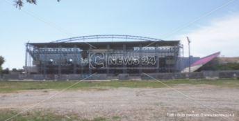 Crotone, cresce l' attesa per la questione stadio e per il futuro in Serie A - VIDEO