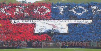 Sentenza Chievo, i tifosi del Crotone: «Sentenza scandalosa» -VIDEO
