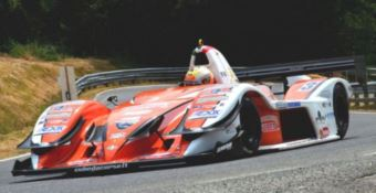 MOTORI | La prima di Cubeda nel campionato velocità montagna, sua la Morano-Campotenese