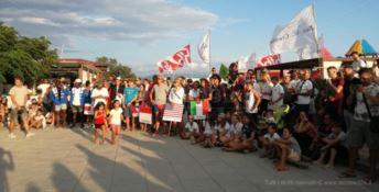 Gizzeria, inaugurati i campionati mondiali di Kitesurf