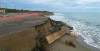 Erosione costiera, il Codacons chiede l'intervento della Regione