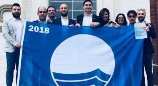 Su Soverato sventola la Bandiera Blu