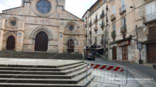 Niente dissuasori a Piazza Duomo, la Soprintendenza ordina la rimozione
