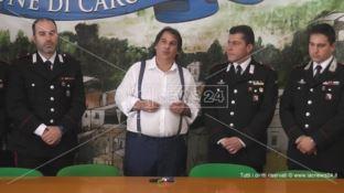 Arrestarono malfattori in fuga, encomio ai carabinieri di Carolei - VIDEO