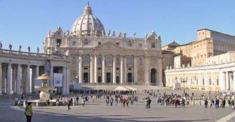 Anche in Vaticano borracce plastic-free contro l'inquinamento