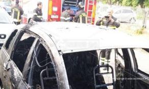 Intimidazione a Cosenza, a fuoco l'auto del consigliere comunale Cipparrone