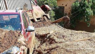 Esplode condotta dell'Abatemarco, ci sono due feriti lievi - VIDEO