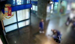 Aggressione alla Stazione di Reggio