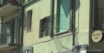 Dissequestrato il balcone crollato a Catanzaro Lido