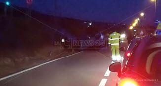 Incidente stradale a Gizzeria Lido, feriti