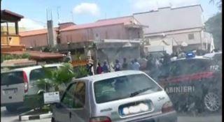Protesta dei richiedenti asilo nel Vibonese