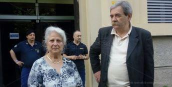Rosaria Scarpulla e l'avvocato De Pace