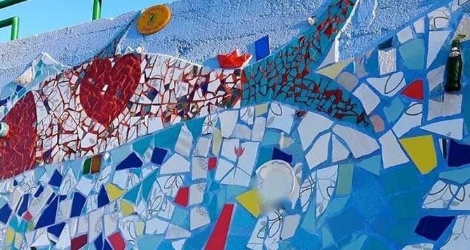 Mosaico a Belvedere