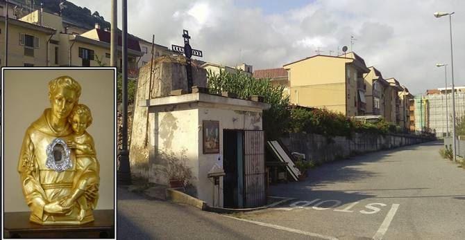 Dopo otto secoli Sant'Antonio di Padova ritorna a Pizzo