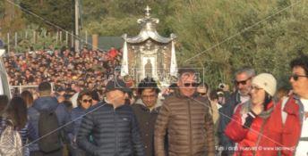 Pellegrinaggio a Capocolonna, un rito senza tempo - VIDEO