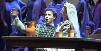 Il tenore vibonese Alessandro D'Acrissa