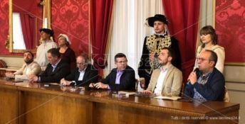 Presentata nel palazzo della Provincia di Cosenza la Festa della Bandiera 2018