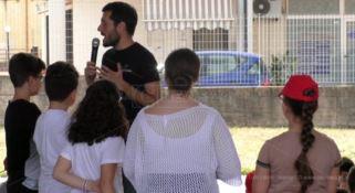 #tramedimemoria, la mafia raccontata ai più piccoli - VIDEO