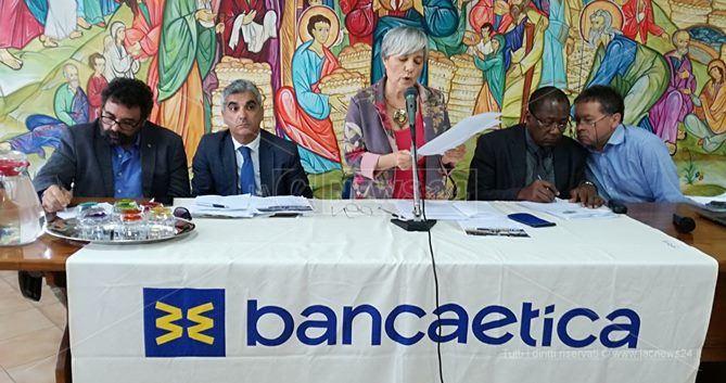 Il raduno nazionale di Banca Etica a Lamezia