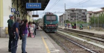 Tropea, una stazione ferroviaria non proprio perfetta - VIDEO