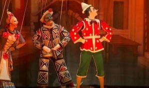 Manuel Frattini al Rendano con il Pinocchio Musical Tour