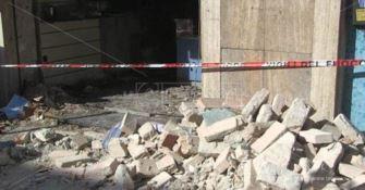 Esplosione in centro, Cosenza come Beirut - VIDEO