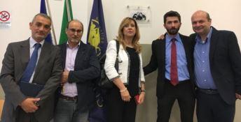 Catanzaro, nella giornata della legalità riconoscimento per Manzini e De Santis - VIDEO