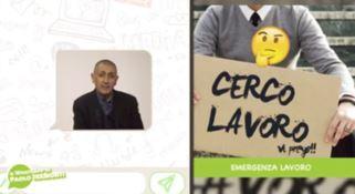 Emergenza lavoro, il WhatsApp di Paolo Tramonti