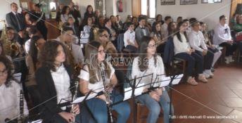 Casabona, gli studenti del Tallarico vincono il concorso Vorrei una legge che... - VIDEO