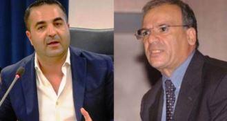 Francesco Cannizzaro e Mimmo Tallini