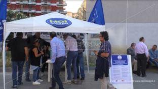 Contratto di Governo, maggioranza bulgara nei gazebo della Lega  - VIDEO
