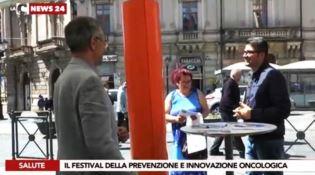 A Catanzaro il Festival della prevenzione oncologica - VIDEO
