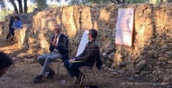 """Carofiglio chiude la quinta edizione del """"Festival letteratura e diritto"""" - VIDEO"""