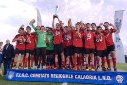 GIOVANISSIMI | La Xerox Chianello rappresenterà la Calabria alla fase nazionale