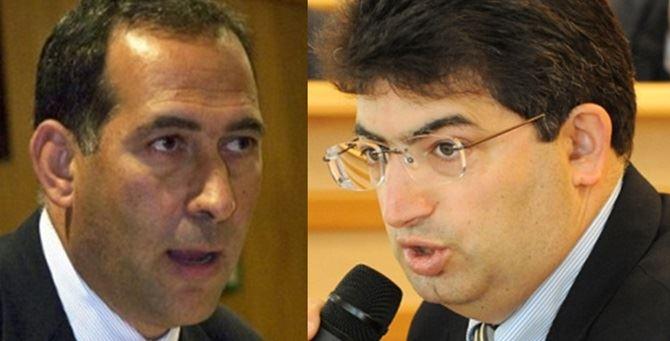 Bruno Censore e Francesco De Nisi
