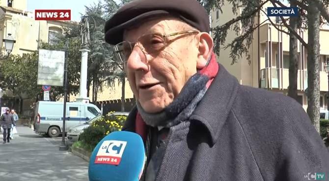 Festa del papà, intervista ai cittadini