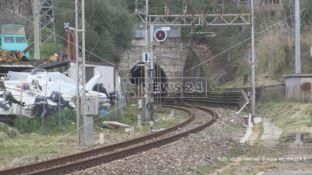 Santomarco, si lavora per riaprire il tunnel entro il 30 aprile - VIDEO
