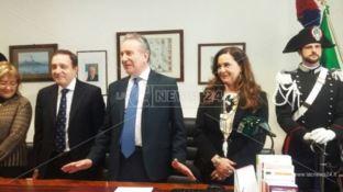 Il presidente della Corte dei Conti Angelo Buscema a Catanzaro: «Roma è vicina»