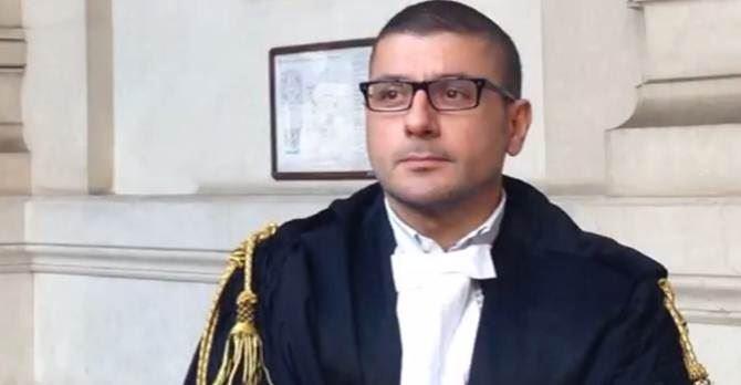 L'avvocato Pagliuso