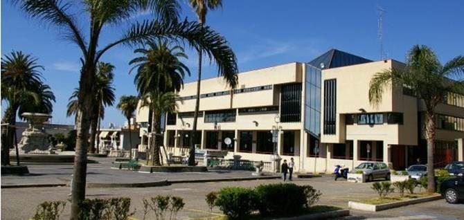 Il tribunale di Palmi dove si sta celebrando il processo Provvidenza